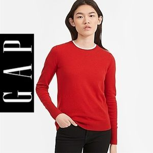 NWT GAP LUXE ANGORA BLEND SWEATER
